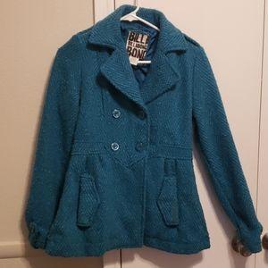 Billabong Teal coat